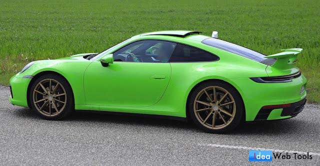 新型「ポルシェ911」の不思議なプロトタイプが目撃。「GT3」とは別に新たな高性能グレードが設定?