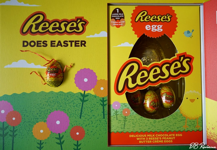 Reese's New Easter Egg