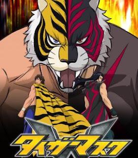 جميع حلقات الأنمي Tiger Mask W مترجم