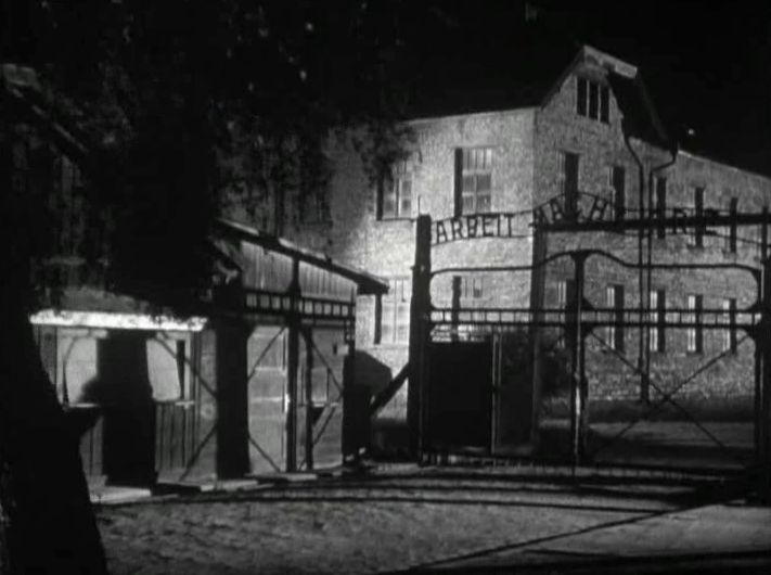 Reflection paper on a documentary Night And Fog(1955) directed by Alain Resnais - Essay Example