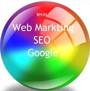 web marketing SEO Google