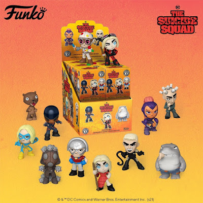 The Suicide Squad Mystery Minis Blind Box Series by Funko