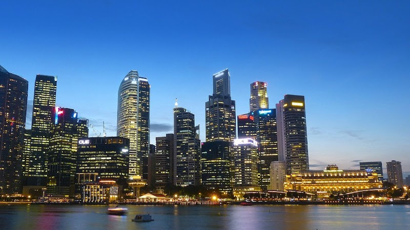 Singapore Office Focused REITs Comparison @ 23 February 2021