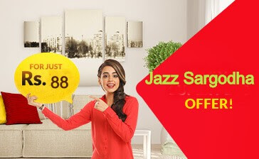 jazz sargodha offer - Jazz sargodha weekly offer