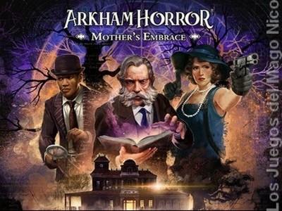 ARKHAM HORROR: MOTHER'S EMBRACE - Guía del juego y vídeo guía Sin%2Bt%25C3%25ADtulo%2B1