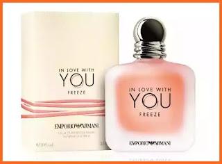 Armani Emporio In Love With You Freeze pareri forum parfumuri pt femei