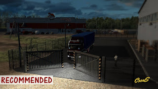 ets 2 animated gates in companies v3.2