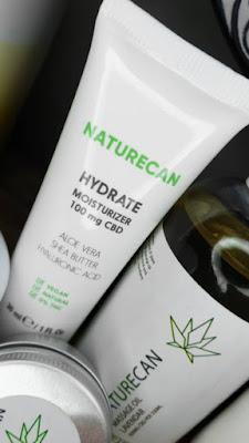 Naturecan Hydrate CBD Moisturiser