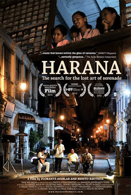 "Harana (The Search for the Lost Art of Serenade),"" directed by Benito Bautista,"