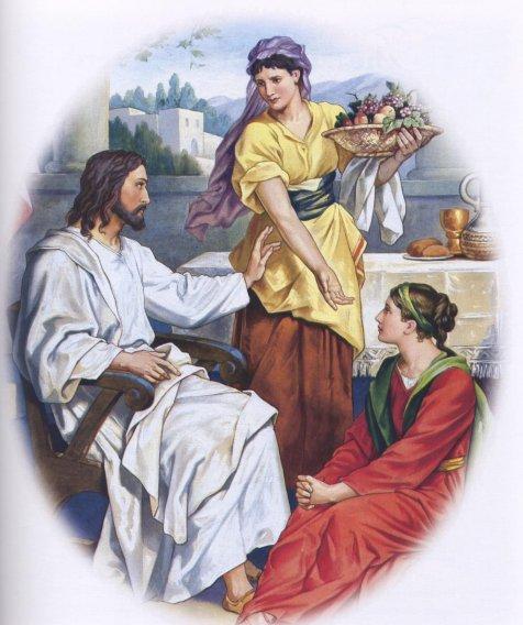 Martha & Mary: Portraits of Discipleship