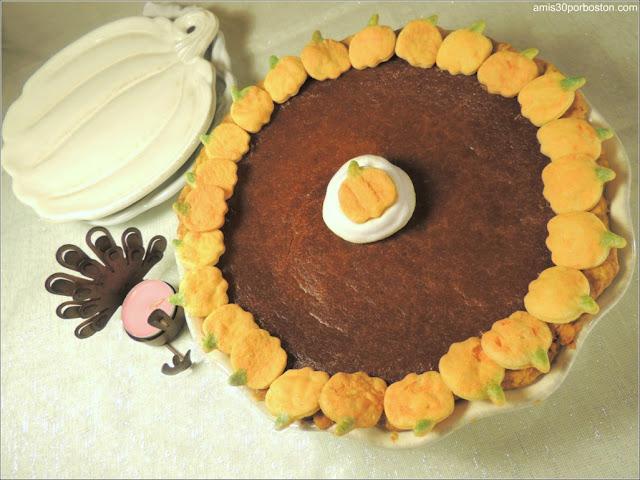 Tarta de Calabaza: Pumpkin Pie