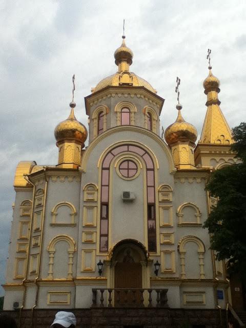 Church, Ukraine, Euro 2012