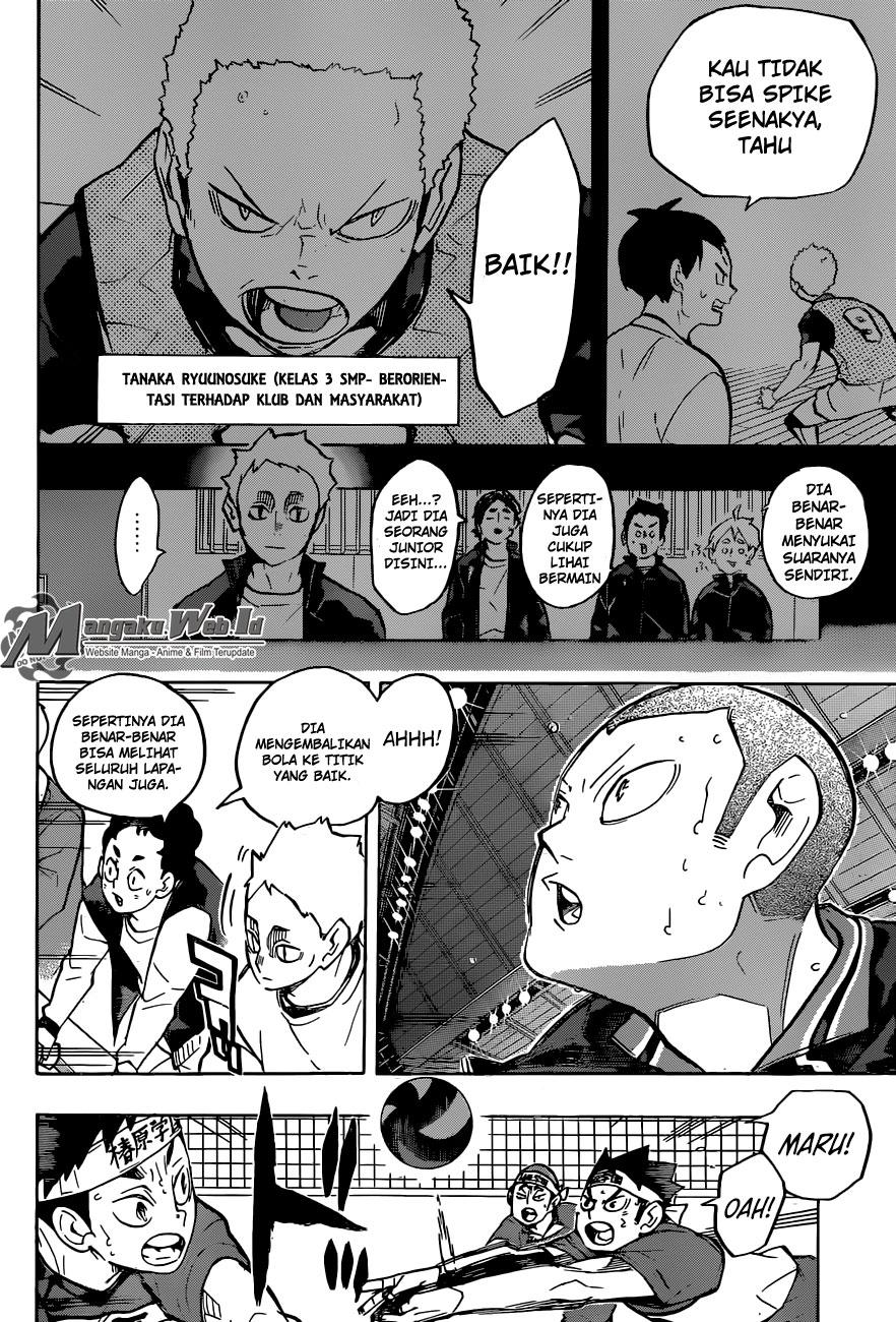 Haikyuu Chapter 237-11