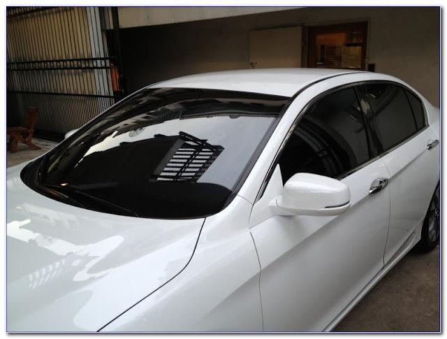 Best Spray On WINDOW TINTING Car