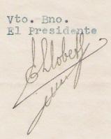 Firma de Esteve Llobet