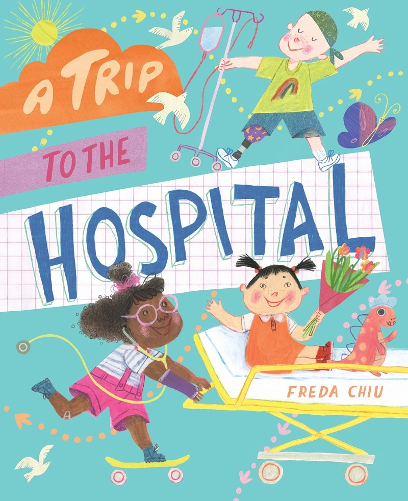 a trip to the hospital book cover