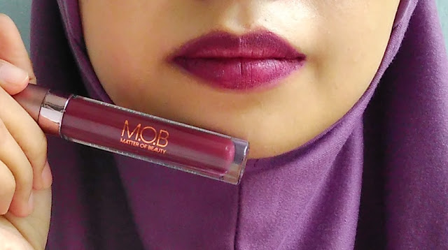 warna ulti-matte lip cream MOB