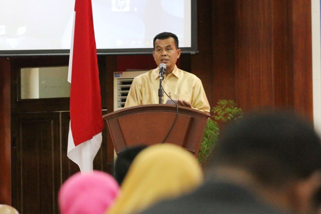 Wako Mukhlis Rahman Berharap Satgas Saber Pungli Memahami Kegiatan di Instansi Pemerintah