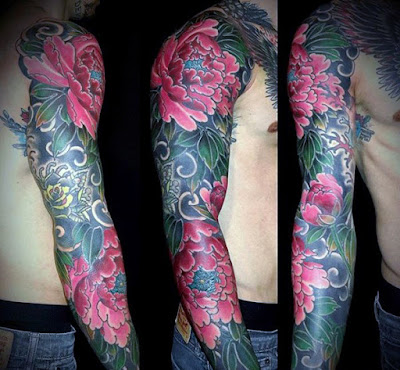 Traditional japanese tattoo rules