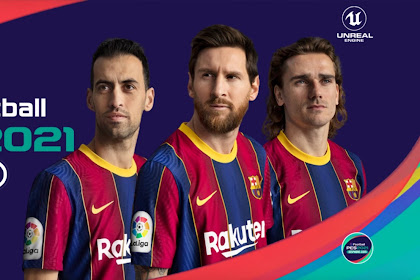 BARCELONA PATCH PES 2020 MOBILE BY IDSPHONE V4.6.1
