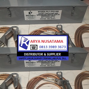 Jual Short Circuiting And Grounding Work Italia 150KV di Mojokerto
