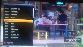 Cara Jalankan IPTV Matrix Burger S2 dan Tanaka T21 T22 k5s
