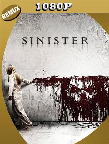 Siniestro (2012) REMUX 1080p Latino  [Google Drive] Tomyly