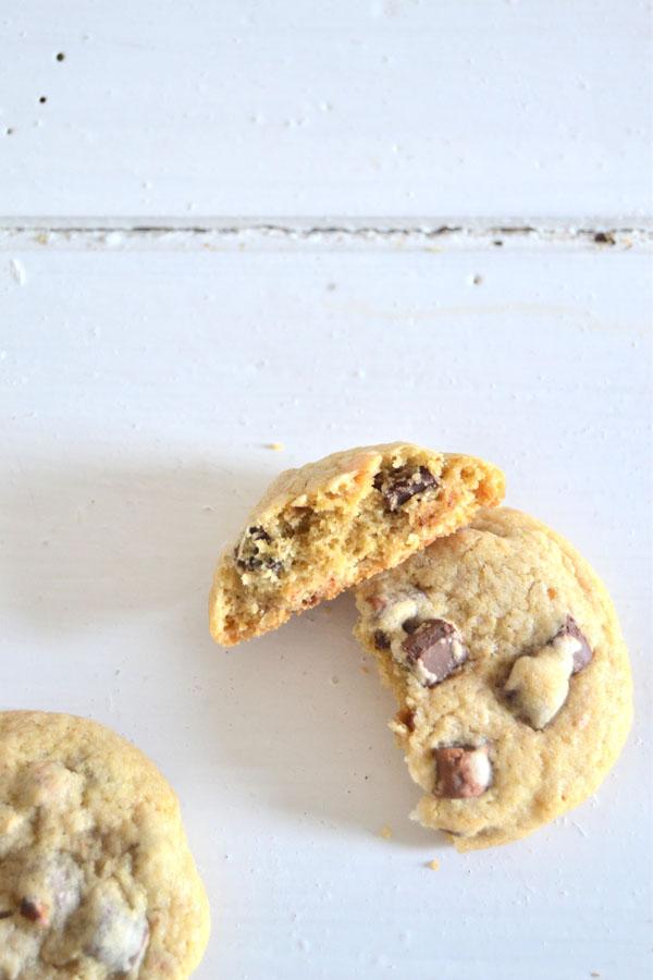 recette cookies sans gluten spoonencore