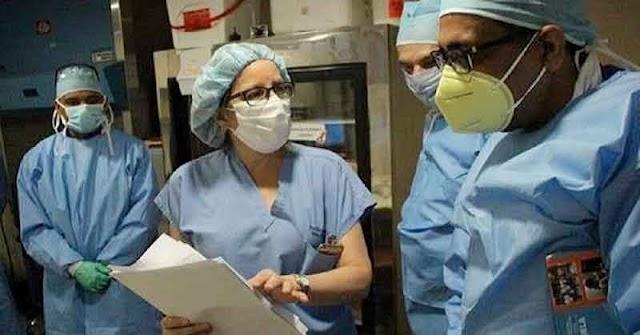DESGRACIA   15 médicos y enfermeras fallecieron este jueves en Venezuela