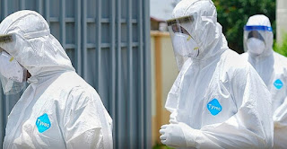Coronavirus cases have surpassd 6.27 million in the world according to data from Johns Hopkins University