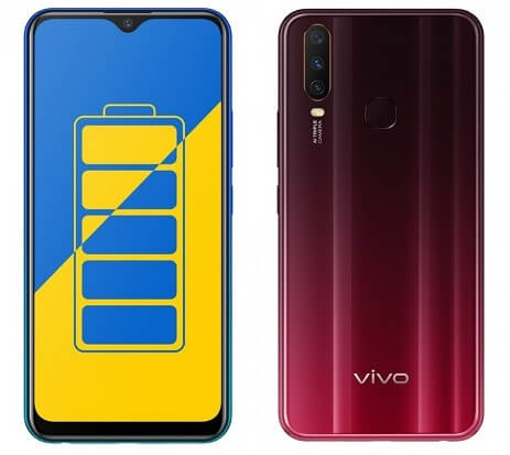 Vivo Y15 with Helio P22 and 5,000mAh Battery Launched