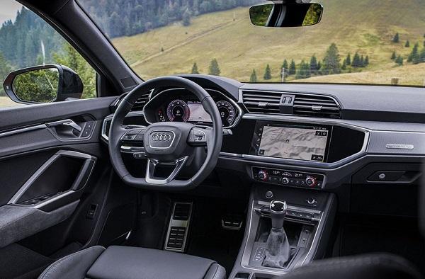 Interior Audi Q3 2020