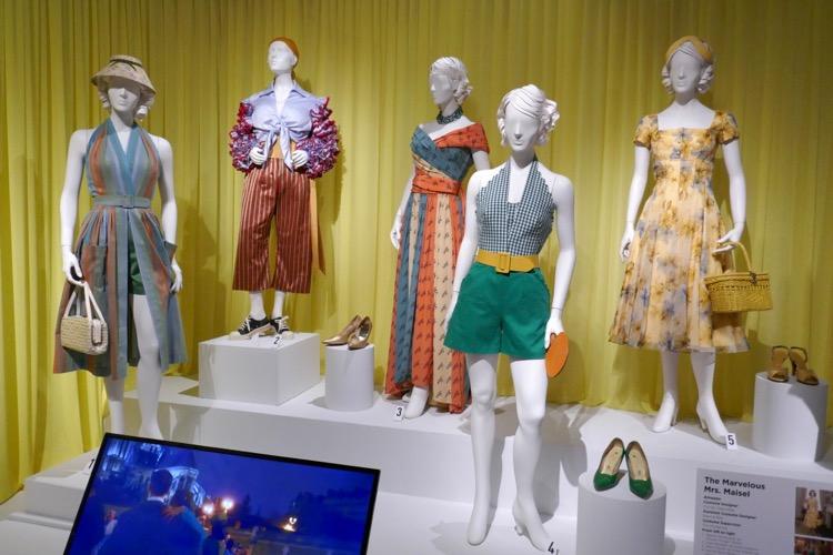 Marvelous Mrs Maisel season 2 TV costumes