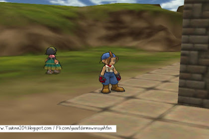 Harvest Moon Save The Homeland : Ending : Treasure Hunt II with Dia Guide With Images