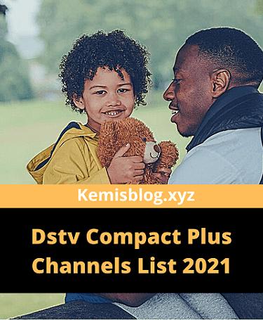 DStv Compact Plus channels 2021
