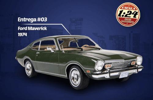 ford maverick autos inolvidables salvat mexico