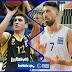LIVE: ΑΕΚ - ΠΑΟΚ (2η αγωνιστική Basket League)
