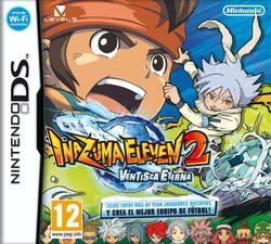 Inazuma Eleven 2 Blizzar