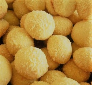 How to Make Coconut Biscuits