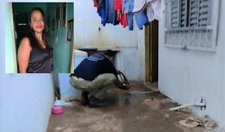 Mulher morre eletrocutada em máquina de lavar roupa na Bahia