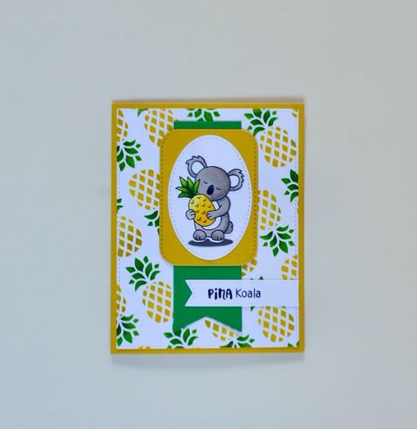 Pina Koala by Kristi features