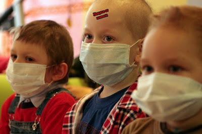 Причини за рак при децата