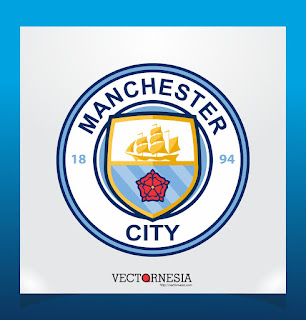 Free Download Vector New Manchester City Logo