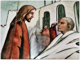Via Sacra 01 - 'Jesus é Condenado à Morte', Capilla Hotel de Villavicencio