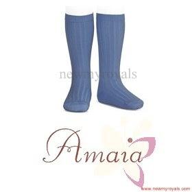 Prince George wore AMAIAKIDS Socks