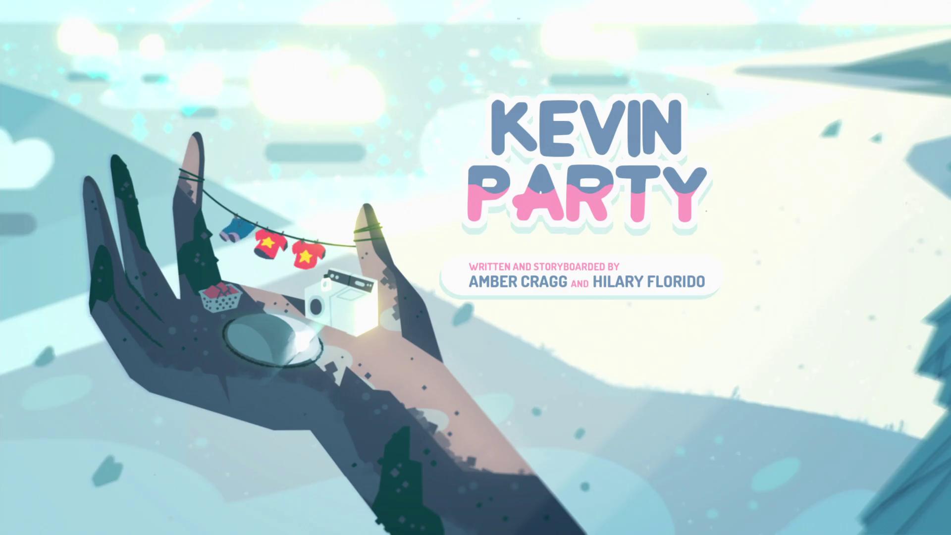 Steven Universo - Festa do Kevin