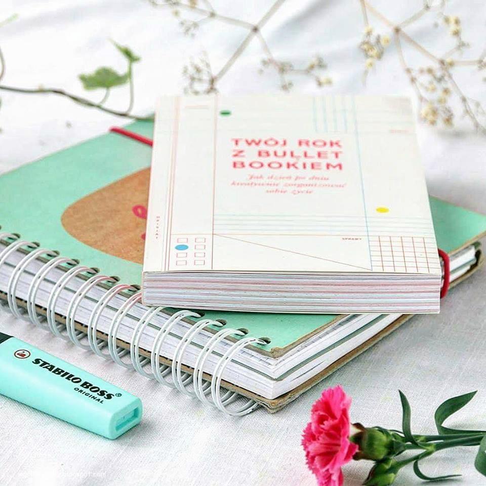 planer bullet journal planowanie