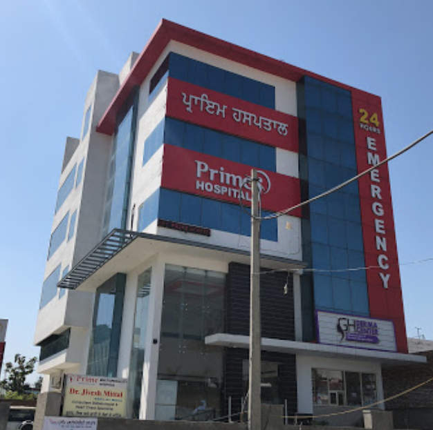 Prime hospital patiala