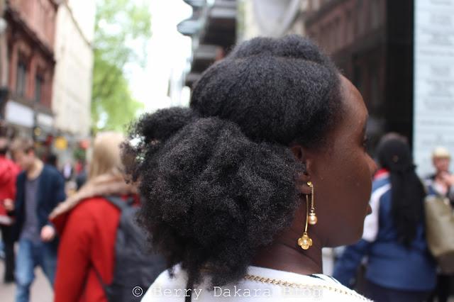 african naturalistas, natural hair, team natural, roll tuck pin, updo, nigerian natural, medium natural hair, natural hair styles, simple natural hair style, easy natural hair style, hairstyle, hair style, black hair