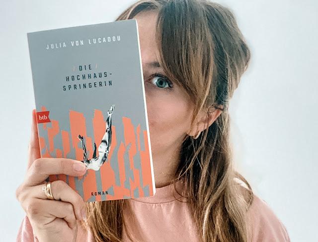 [Presseexemplar] Die Hochhausspringerin - Julia von Locado